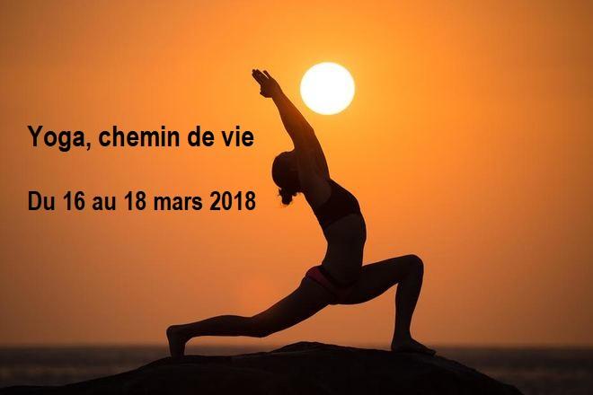 Yoga week end yoga